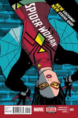 Spider-Woman Vol. 5 -5