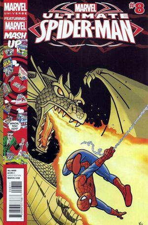 Marvel Universe Ultimate Spider-Man Vol. 1 -8