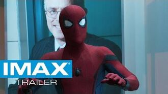 Spider-Man Homecoming IMAX® Trailer
