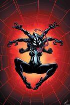 Spider-Man Deadpool Vol. 1 -21 Venomized Itsy Bitsy Variant Textless