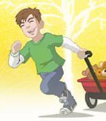 Peter (Earth-TRN123) as a kid
