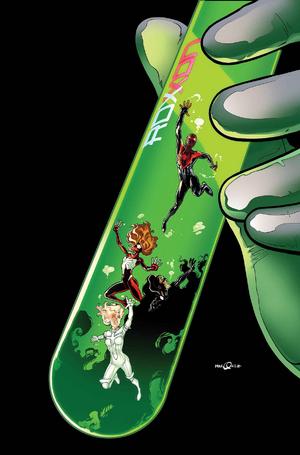 Ultimate Comics Spider-Man Vol. 2 -28