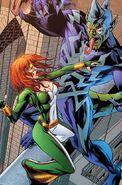 Jackpot vs the Sinister Six Super Skrull