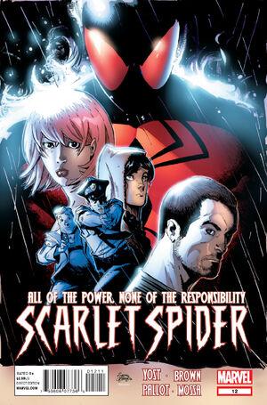 Scarlet Spider Vol. 2 -12