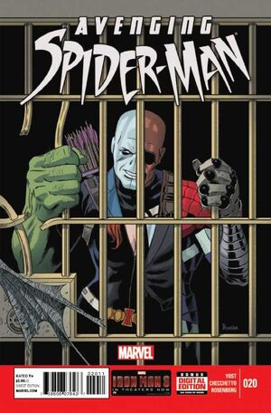 Avenging Spider-Man Vol. 1 -20