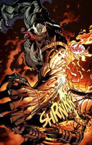 Eugene Thompson (Earth-616) vs Jack O'Lantern (Crime-Master's) (Earth-616)