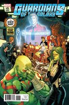 Guardians of the Galaxy Vol. 4 -15 Best Bendis Moments Variant