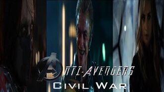 "The Anti-Avengers Civil War Extended TV Spot ""Arrival"" (Fan Made)"