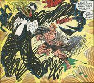 189 Eddie Brock Vomiting Venom