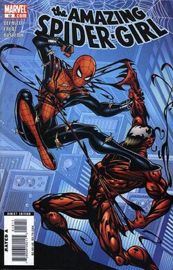 The Amazing Spider-Girl Vol 1 12