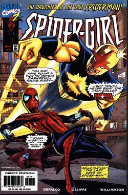 Spider-Girl Vol 1 7