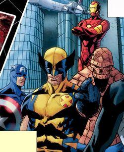Avengers (Earth-TRN151)