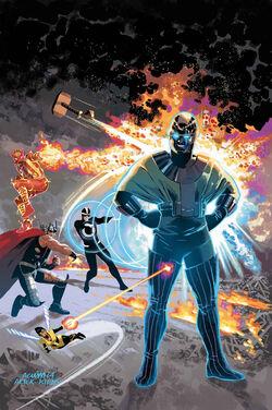 Uncanny Avengers Vol. 1 -22