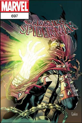 Amazing Spiderman -697