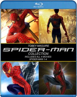 Spidermanblurayboxset