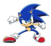Sonic pose 67
