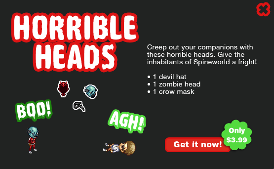 Horrible Heads