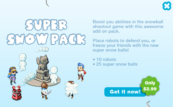Super Snow Pack