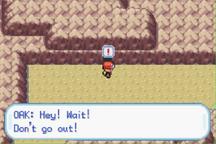 Wait dont go out