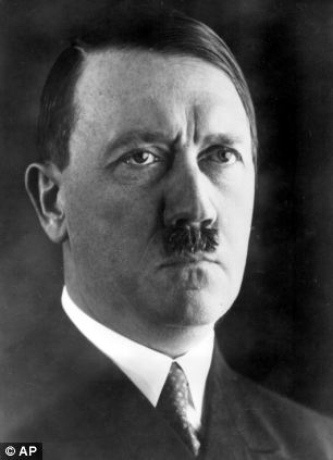 The real Adolf Hitler or as a call him Adolf Shitler