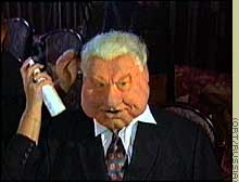 Boris Yeltskin