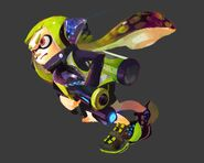 WiiU Splatoon character 01