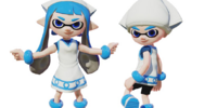 SQUID GIRL Tunic