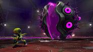 WiiU Splatoon 050715 screen Enemy 01 BallKing-1024x576