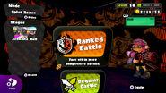 WiiU Splatoon 24 SplatZones RankedLobby EN