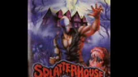 Splatterhouse2 soundtrack - The final fight