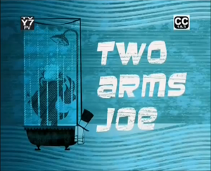 Two-arms joe-episode
