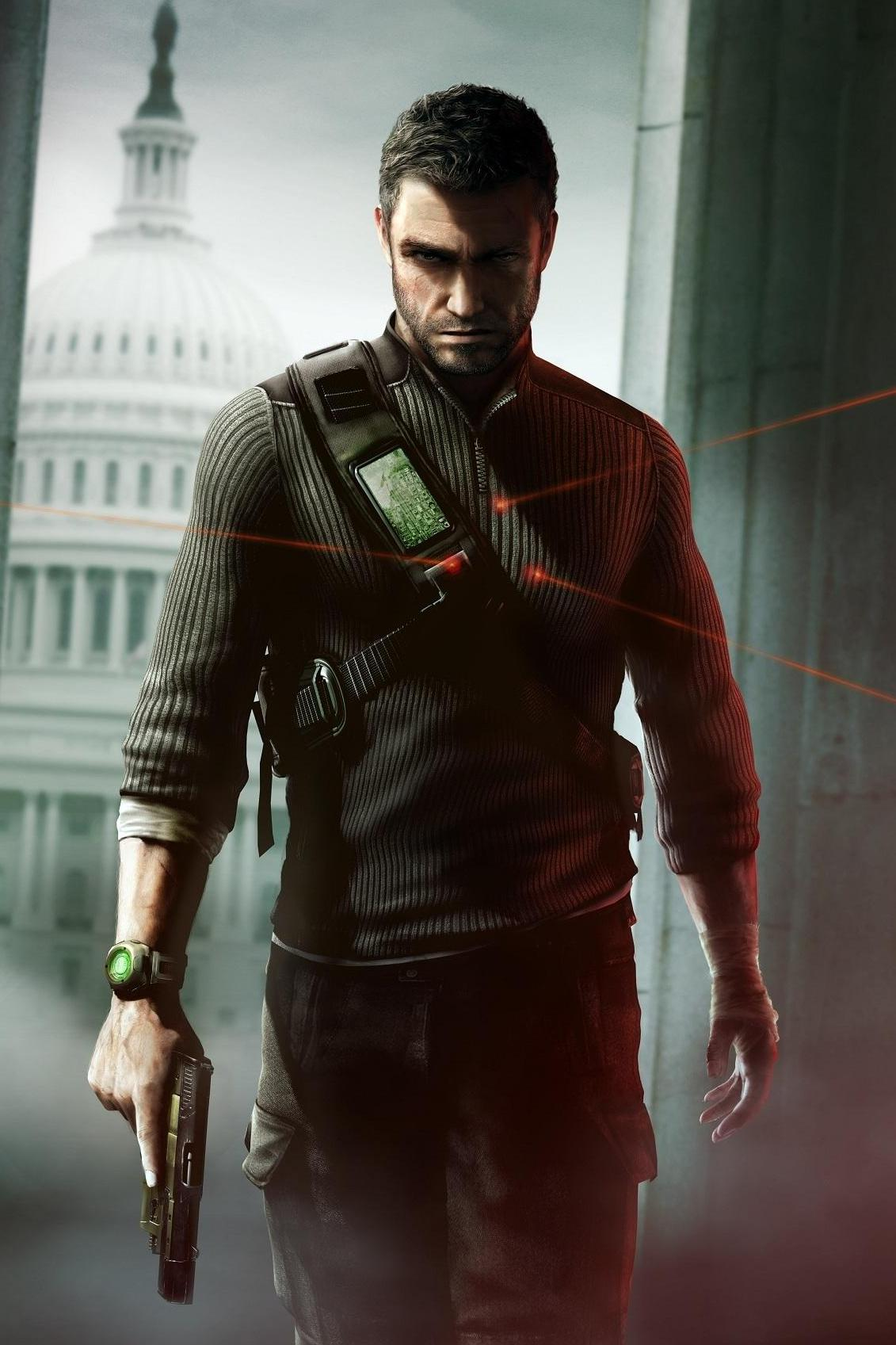Sam Fisher Splinter Cell Wiki Fandom Powered By Wikia