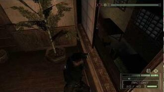 Splinter Cell Chaos Theory PS2 PCSX2 HD Walkthrough Прохождение – Миссия 9 Баня