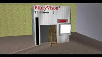 BlurryVision Television Commerical (The Mjduniverse Series)