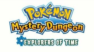 Aegis Cave - GlitchxCity - Pokémon Mystery Dungeon Explorers of Time & Darkness Music Extended