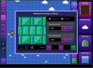 Arcade Creator Texture Creator