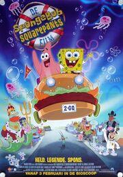 SpongebobSquarepantsMoviePosterDutch