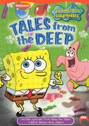 SpongeBob DVD - Tales From The Deep