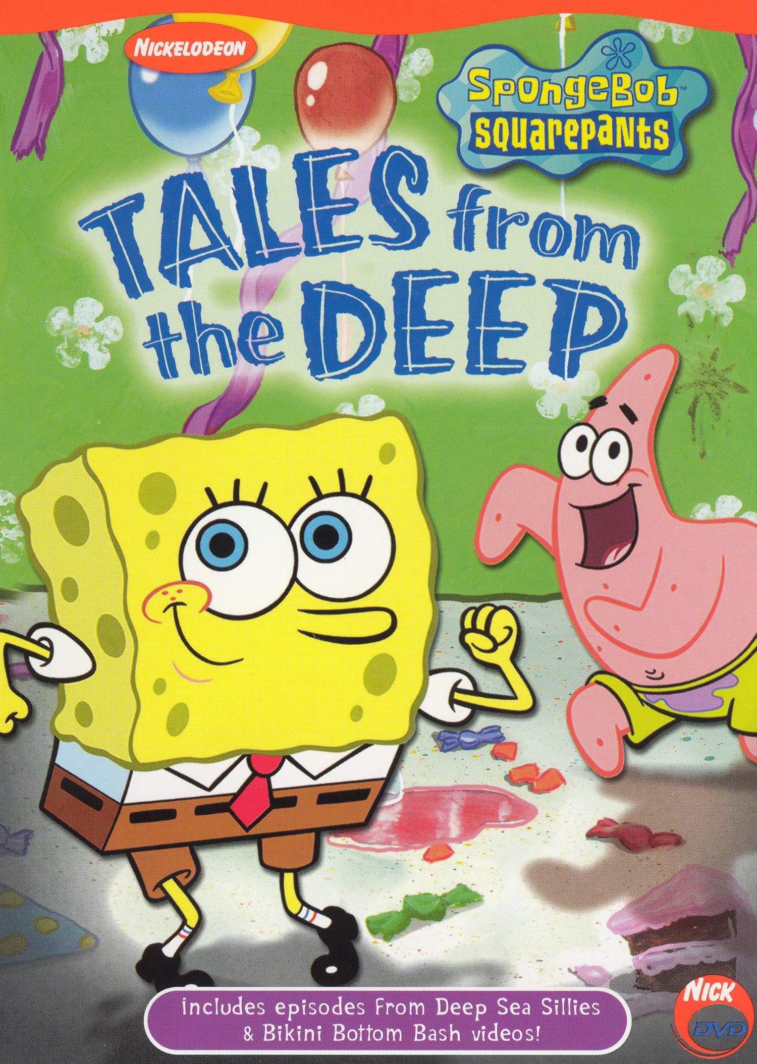 File:SpongeBob DVD - Tales From The Deep.jpg