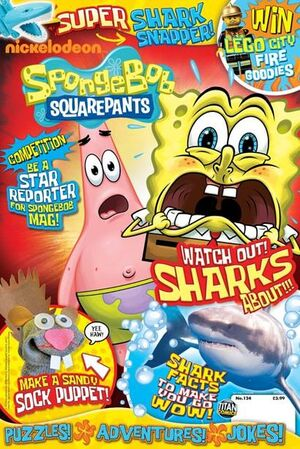 SpongeBobSquarePantsMagazine124