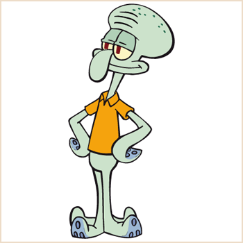 File:Squidward Tentacles.png