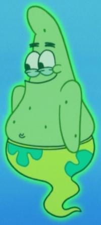 Ghost Patrick