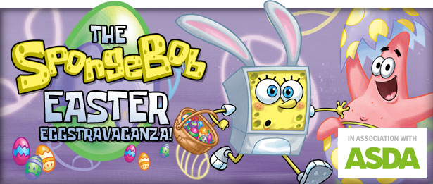 File:Nickelodeon-UK-Easter-2012-Competition-The-SpongeBob-SquarePants-Easter-Eggstravaganza-SpongeBob-Dressed-As-A-Easter-Bunny-Patick-Star-Bursting-Out-Of-A-Easter-Egg.jpg