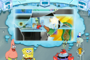 SpongeBob's Truth or Square (online game) - Gameplay