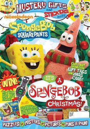 SpongeBobSquarePantsMagazine121