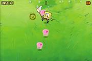 Capture Craze SpongeBob getting hurt by jellyfish