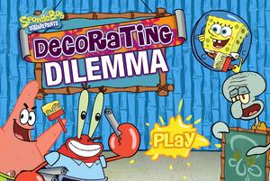 Decorating Dilemma