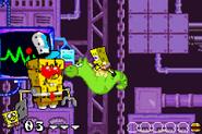 BfBB GBA Screenshot