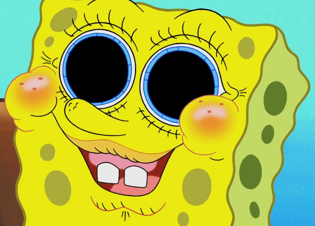 File:Funny SpongeBob Face in Tutor Sauce2.png