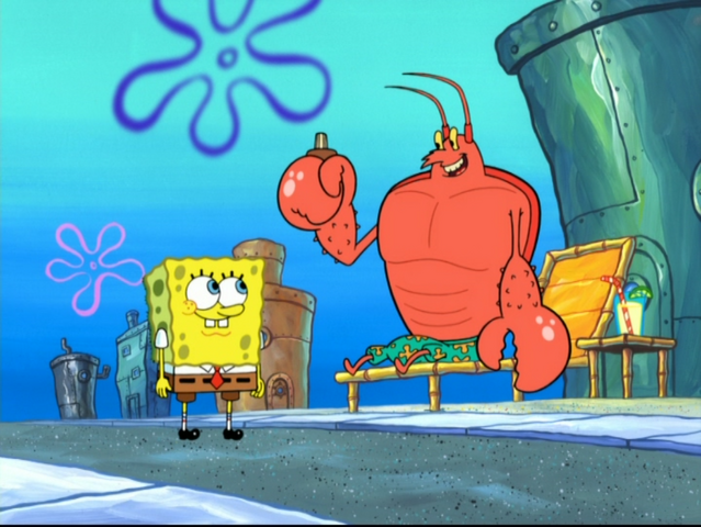 File:Larry the Lobster in The Abrasive Side-4.png